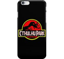 Cthulhu Park iPhone Case/Skin