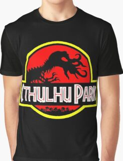 Cthulhu Park Graphic T-Shirt