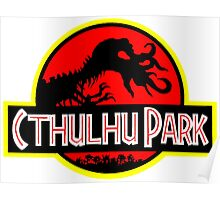 Cthulhu Park Poster