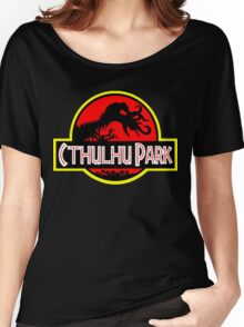 Cthulhu Park Women's Relaxed Fit T-Shirt