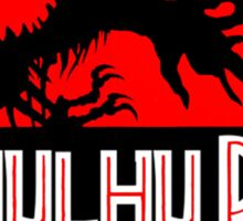 Cthulhu Park Sticker