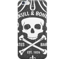 Skull Badge iPhone Case/Skin