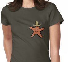 tough starfish Womens Fitted T-Shirt