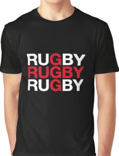 RUGBY Graphic T-Shirt