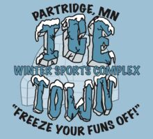 Parks and Rec: Ice Town Shirt by Wellshirt