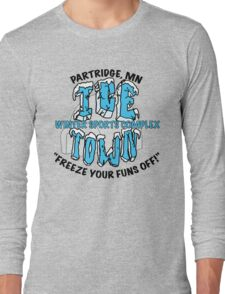 Parks and Rec: Ice Town Shirt Long Sleeve T-Shirt