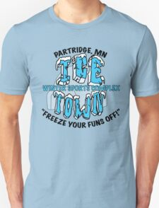 Parks and Rec: Ice Town Shirt T-Shirt