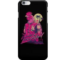 Hotline Miami - Do you like hurting other people? iPhone Case/Skin