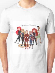 Princesses Assemble  T-Shirt