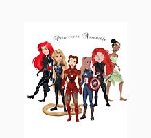 Princesses Assemble  Unisex T-Shirt