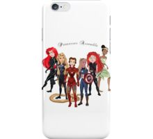 Princesses Assemble  iPhone Case/Skin