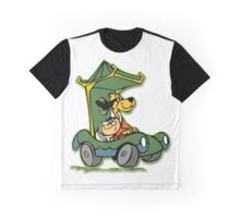 Hong Kong Phooeymobile WHT Graphic T-Shirt
