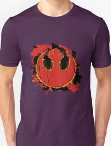 Rebel Splash Unisex T-Shirt