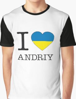 I ♥ ANDRIY Graphic T-Shirt