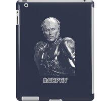 Robocop - Murphy (text) iPad Case/Skin