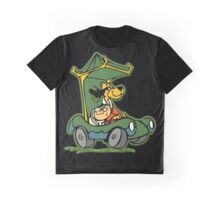 Hong Kong Phooeymobile Black Graphic T-Shirt