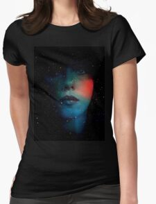 Under The Skin Womens Fitted T-Shirt