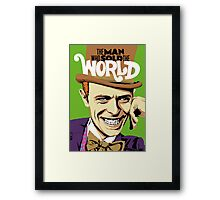 The Man Who Sold The World Framed Print