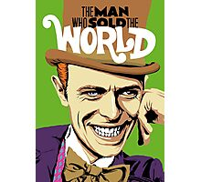 The Man Who Sold The World Photographic Print