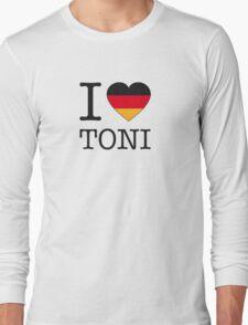 I ♥ TONI Long Sleeve T-Shirt