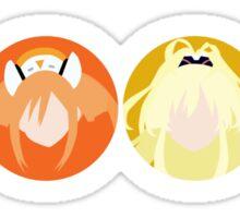 4 Goddesses Online 3 HDD - Victory Sticker