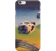 Wake up - the coobs are on the moove iPhone Case/Skin