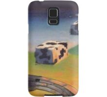 Wake up - the coobs are on the moove Samsung Galaxy Case/Skin
