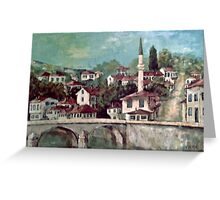 With love from Sarajevo Greeting Card