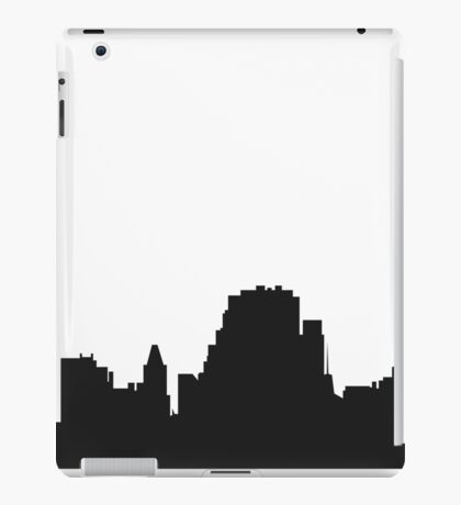 Silhouette - 1 iPad Case/Skin