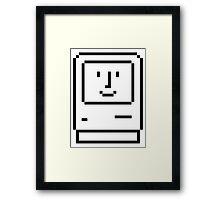 Happy Mac Framed Print