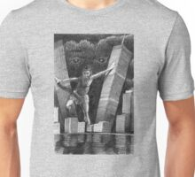 THE TWIN TOWERS Unisex T-Shirt