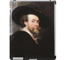 Sir Peter Rubens Portrait of the Artist iPad Case/Skin
