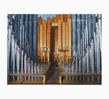 Massive Pipe Organ Pipes One Piece - Long Sleeve