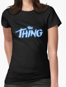 thing82 Womens Fitted T-Shirt
