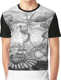 Autumn Stone Graphic T-Shirt