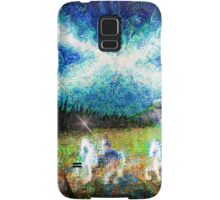 story of the saltire  Samsung Galaxy Case/Skin