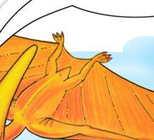 Fun Dinosaurs - Pteranodon Sticker