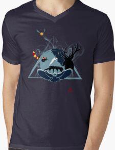 Magical Travel Mens V-Neck T-Shirt