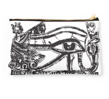 The Eye of Horus Studio Pouch