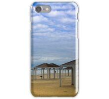 Winter on the Beach iPhone Case/Skin