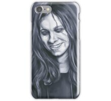 Laura Jane Grace - True Trans Soul Rebel iPhone Case/Skin