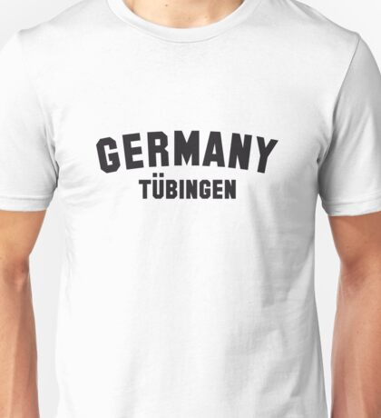 GERMANY TÜBINGEN Unisex T-Shirt