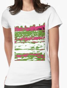 Sailing Ships Womens Fitted T-Shirt