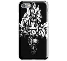 Broken Demon  iPhone Case/Skin