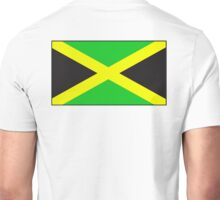 JAMAICA, JAMAICAN, Jamaican Flag, Flag of Jamaica, Caribbean, Island, Pure & Simple Unisex T-Shirt