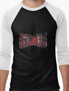 Red Ribbon Men's Baseball ¾ T-Shirt