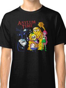 Asylum Time Classic T-Shirt