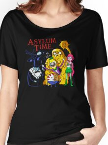 Asylum Time Women's Relaxed Fit T-Shirt