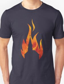 Church Burner - Flame T-Shirt