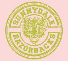 Sunnydale Razorbacks One Piece - Long Sleeve